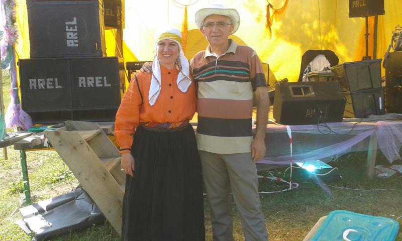 2015 yılı 7. Kutlu köyü kale ve Yayla festivali