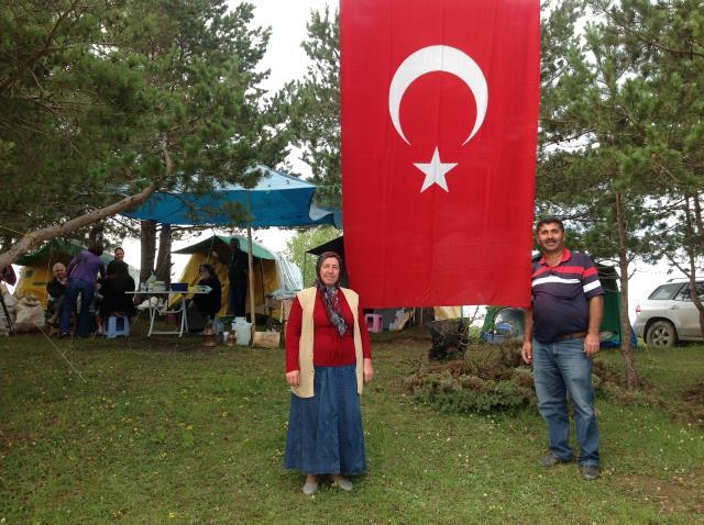 4. Kutlu Köyü Kale ve Yayla Festivali – 2012